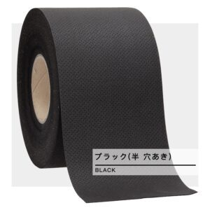 Black Perforated